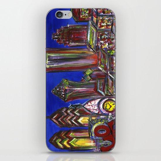 Philly Skyline LOVE iPhone & iPod Skin
