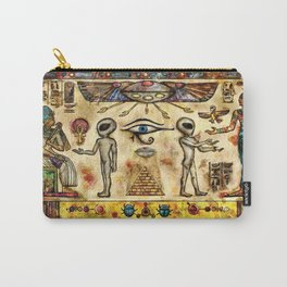 Ancient Aliens Carry-All Pouch