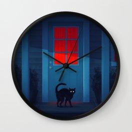 Houselights Wall Clock