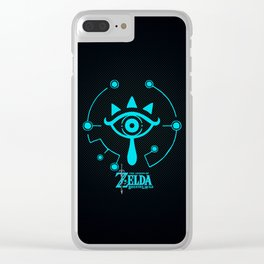 ZELDA -BREATH of the WILD Clear iPhone Case