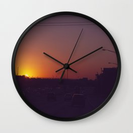 Route 80 Wall Clock