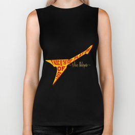 If Music Be the Food Of Love, Play On! Biker Tank