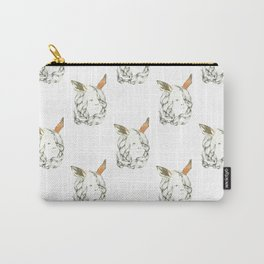 Gazelle Girl Carry-All Pouch