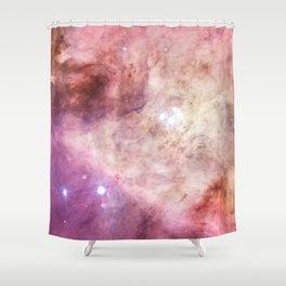 Orion Nebulas Thousands of Stars Shower Curtain
