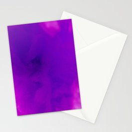 Textures (Purple version) Stationery Cards