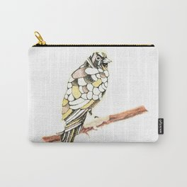 Canary in a Cathouse Carry-All Pouch