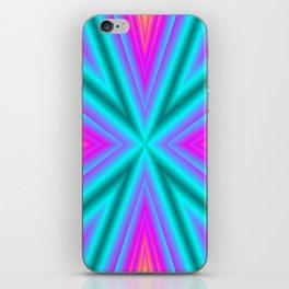 Magic of colors iPhone Skin