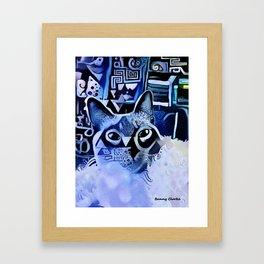 Night Magic Framed Art Print