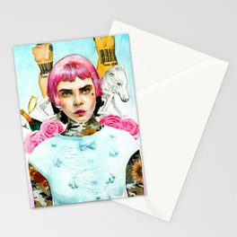 OPULENCE CARA Stationery Cards