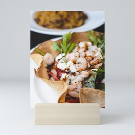 Shrimps Mini Art Print
