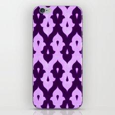 Mauresque Counterchange (Lilac) iPhone & iPod Skin