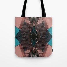 My city is my spaceship Tote Bag