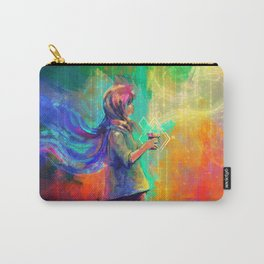 Spell of flying Carry-All Pouch
