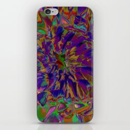 "Extreme Dahlia ""April Dawn"" iPhone Skin"