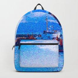 Blue Harbor Backpack