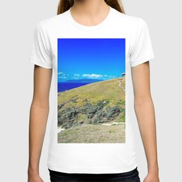 Basco Lighthouse Batanes Philippines Ultra HD T-shirt