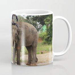 friendly animals 1 Coffee Mug