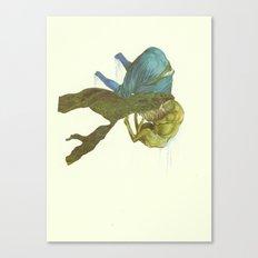 Grendel Canvas Print