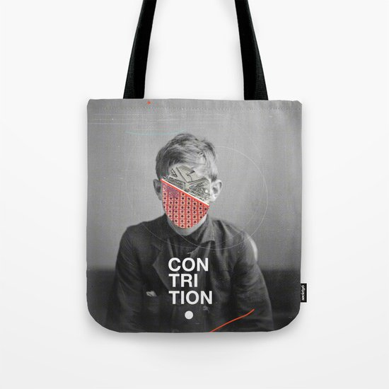 Contrition Tote Bag