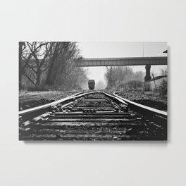 Lurking. Metal Print