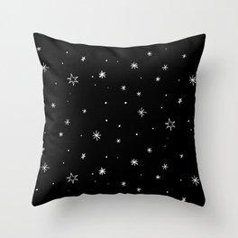 Dream of Stars Throw Pillow
