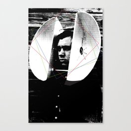 Topophone Canvas Print