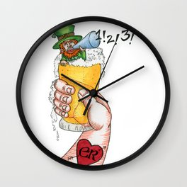 Sociable! The Second Wall Clock