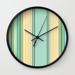Line Art Minimalism #2 Wall Clock