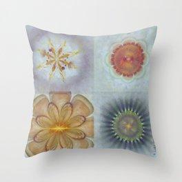 Ryas Exposed Flower  ID:16165-014626-86050 Throw Pillow