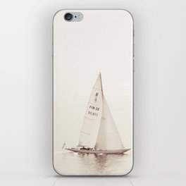 Sailing Seas iPhone Skin
