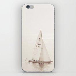 Sailing Seas iPhone Skin
