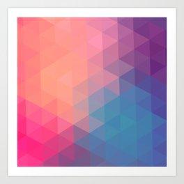 Colors #3 Art Print