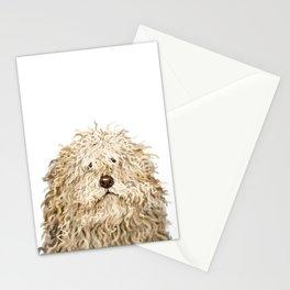 Cute Puli Dog Stationery Cards