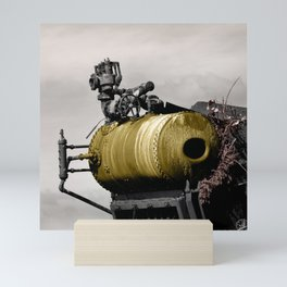 The Thing, Astoria, Oregon Mini Art Print