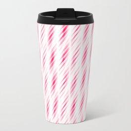 My Pink Design Metal Travel Mug