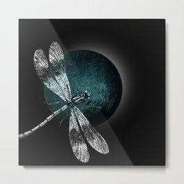 DRAGONFLY IV Metal Print