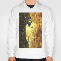 scarface Hoodies featuring Tony Montana in Scarface by Miquel Cazanya
