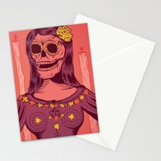 Retrato - (Untold Method) Stationery Cards
