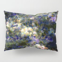 Wild Flower exposures Pillow Sham