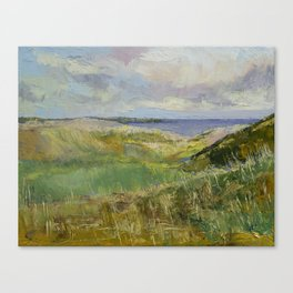 Scotland Landscape Canvas Print