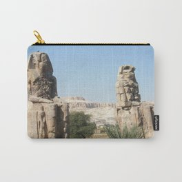 The Clossi of memnon at Luxor, Egypt, 1 Carry-All Pouch