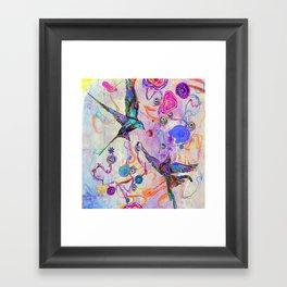 Elucid Framed Art Print