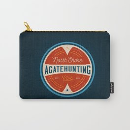 North Shore Agate Hunting Club  Carry-All Pouch