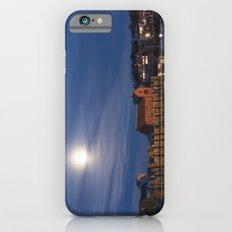Rockport Harbor at night iPhone 6s Slim Case
