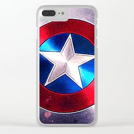 Steel Strong Clear iPhone Case