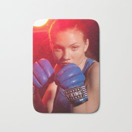 boxer Bath Mat