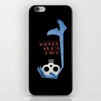 pixies iPhone & iPod Skins featuring Where Is My Mind? by Ryan W. Bradley