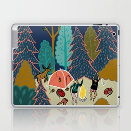 Welcome to Our Place in the Woods Laptop & iPad Skin