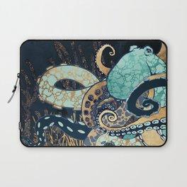 Metallic Octopus II Laptop Sleeve