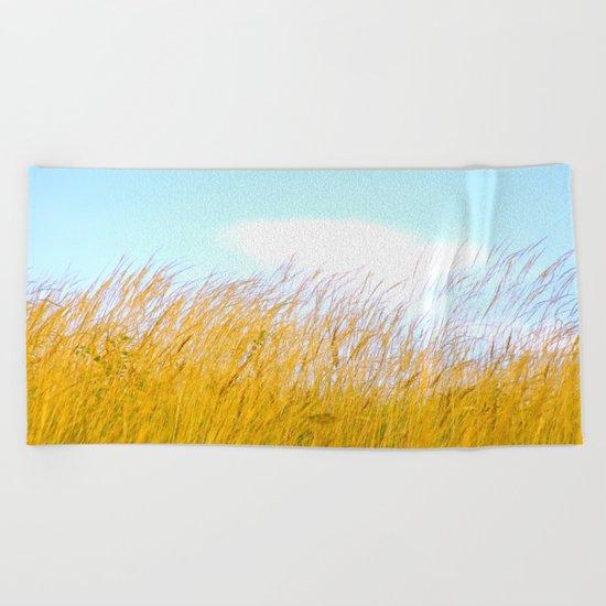 Daydream  Beach Towel